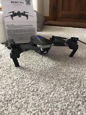 SG907 Drone 2 Batterys /Mavic Drone 2 Clone 4K HD gps WiFi