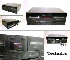 Vintage TECHNICS RS-X120 Stereo Double Cassette Deck