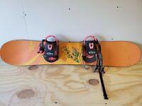 Burton Snowboard Chopper 137 cm