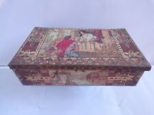 VINTAGE ROMEO AND JULIET BISCUIT TIN CO OPERATIVE WHOLESALES oc LTD CRUMPSALL