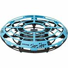 Sky Rider DR159 Satellite Obstacle Avoidance Drone Neon Blue-M