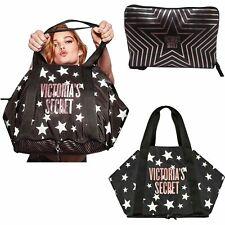 VICTORIA`S SECRET Women's Celestial Shimmer Packable Weekender Tote, Bag