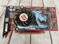 DELL ATI RADEON X800 SE 128MB PCI-E VIDEO GRAPHICS CARD DVI VGA RETRO TESTED