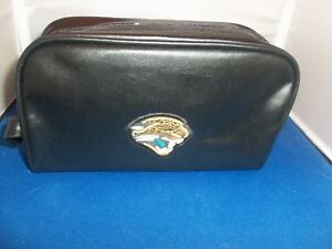 JACKSONVILLE JAGUARS FOOTBALL TRAVEL GROOMING TOILETRY BAG FATHERS DAY GIFT