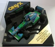 F1 1/43 BENETTON B193B TEST CAR SCHUMACHER 1994 185A ONYX
