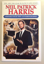 Neil Patrick Harris : Choose Your Own AutobiographyChapter Sampler SIGNED by NPH