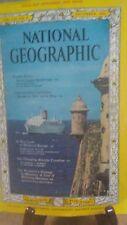 National Geographic Magazine Nat Geo December 1962(NG25)