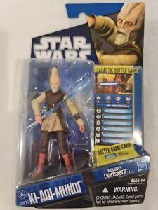 Star Wars Clone Wars CW25 Ki-Adi-Mundi Hasbro Toy