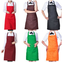 Polyester Front Pocket for Chefs Butchers Kitchen Cooking Craft Baking Colors