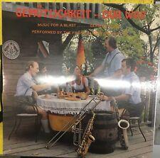 FRANZ KLABER ORCHESTRA Gemutlichkeit Our Way SEALED LP German Oompah Music