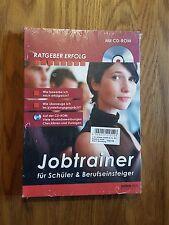 Jobtrainer für Schüler & Berufseinsteiger, m. CD-ROM (Taschenbuch)