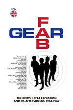 Fab Gear - The British Beat Explosion And Its Aftershocks 6 CD SET (27 APRIL)