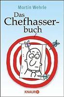 Das Chefhasserbuch von Wehrle, Martin | Buch | Zustand gut