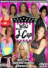 WSU Womens Wrestling - Women's J-Cup 2010 DVD Jazz Nikki Roxx Brittany Savage