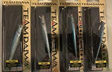 (4) TEAM DAIWA TD CRANKBAIT DEALER BOX TDL1090F08 Black Shiner