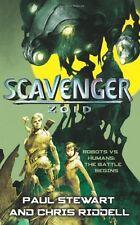 Scavenger: Zoid,Paul Stewart, Chris Riddell