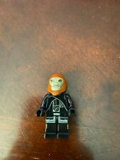 Lego Minifig Dryden Guard Mouth Open Star Wars Solo 75219