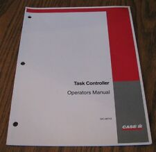 Case Ih Task Controller Operators Manual Gic-087V2 Issued 2003 Cih
