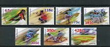 Curacao 2013 Mnh Baseball 7 V Set Sports Catcher Jarra Jardinero Campo
