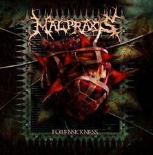 MALPRAXIS (Romania) – Forensickness MCD 2011 (Brutal Death Metal)