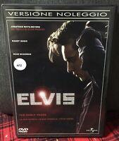Elvis The Early Years DVD Presley D. Quaid J. Rhys Meyer Ex Noleggio Come Foto N