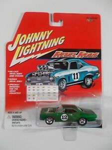 Johnny Lightning 1/64 Rebel Rods Super Beatnik 1969 Dodge Super Bee