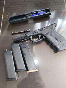 WE Tech GP1799 T1 Gas Blowback Airsoft Pistol parts