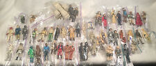 Vintage Star Wars Action Figures Lot (1977 - 1983) 50 Figures With Extras!!!!!!!
