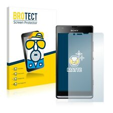 2x BROTECT Matte Screen Protector for Sony Xperia SP M35h C5302 Protection Film