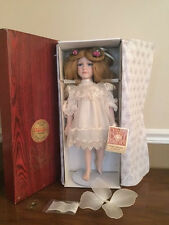 """Beautiful Dynasty Porcelain Doll Collection BUTTERFLY PRINCESS 18"""" LE 1991"""