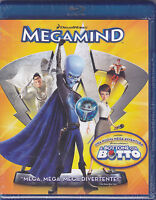 Blu-ray DreamWorks **MEGAMIND** nuovo 2010