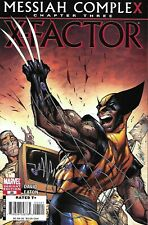 X-Factor Comic Issue 25 Limited Variant Modern Age First Print 2008 David Eaton