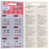 6 Set 9 Speed Quick Release Links For Shimano Sram Campagnolo