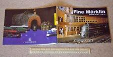 Catalogue Vintage 1999 Christie's Göppingen Fine Märklin Transport & Steam Toys