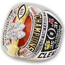 2016 Clemson Tigers NCAA College Football National Championship Ring Custom Ring