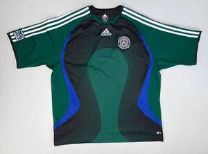Adidas Colorado Rapids MLS Soccer Jersey Size Men's XL Green Black Blue