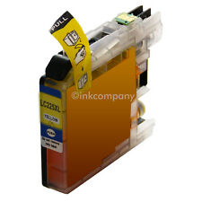 1 amarillo para BROTHER LC223 LC225 dcp-j4120 MFC mfc-j4420 J4620 J5320 J5620