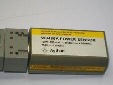 AGILENT HEWLETT PACKARD HP W8486A 75 - 110 ghz power sensor -30 +20 dbm