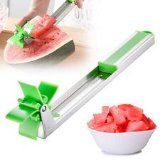 Watermelon Cutter Windmill Shape Plastic Slicer for Cutting Watermelon Tool