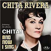 Chita Rivera : Chita!/And Now I Sing! CD (2013)  NO CASE