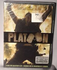 DVD Platoon (2008, 2-Disc Set, Canadian Collectors Edition) NEW MINT SEALED