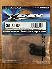 Xray Xb808 Rear Upper Outer Camber Link Ball Joint (2) 353152 New!
