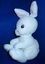 H/&M Weihnachtsmann Hase Rabbit Schmusetier Kuscheltier Stofftier 22cm NEU RAR