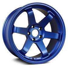 Matte Flat BLUE Powder Coating Paint, 1 Lb/0.45kg