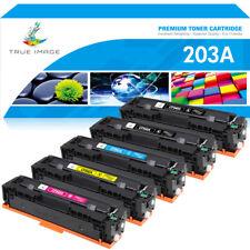 Toner Compatible for HP color laserjet pro Printer M254dw MFP M281fdw 203A 203X