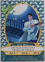Disney Sorcerers of the Magic Kingdom Card 53 Prince Naveen's Army of Frogs New