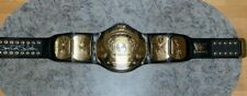 STONE COLD STEVE AUSTIN SIGNED WWF WINGED EAGLE CHAMPIONSHIP BELT
