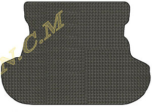 MITSUBISHI OUTLANDER 2007 TO 2013 TAILORED RUBBER BOOT MAT IN 3MM & 5MM Thicknes