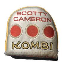 Scotty Cameron Titleist Kombi Mallet Putter Cover Headcover (#052020A)