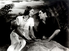 Loretta Young and Tyrone Power, Jr. UNSIGNED photo - H7779 - Second Honeymoon